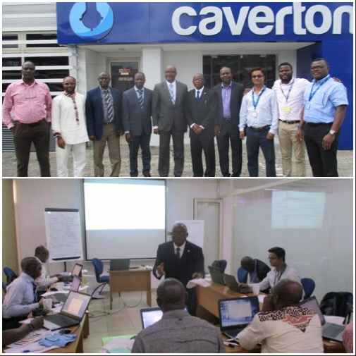 CAVERTON HELICOPTERS HOSTS ANOTHER ICAO/NIGERIAN COLLEGE OF AVIATION TECHNOLOGY (NCAT) TIC TRAINING PROGRAM - Brand Spur