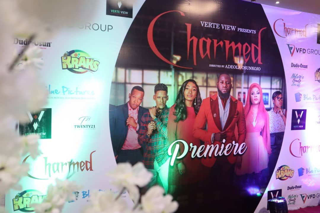 "Get ""CHARMED"" in the Cinemas"