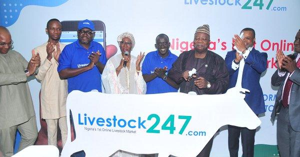Firm launches first online livestock market, logistics