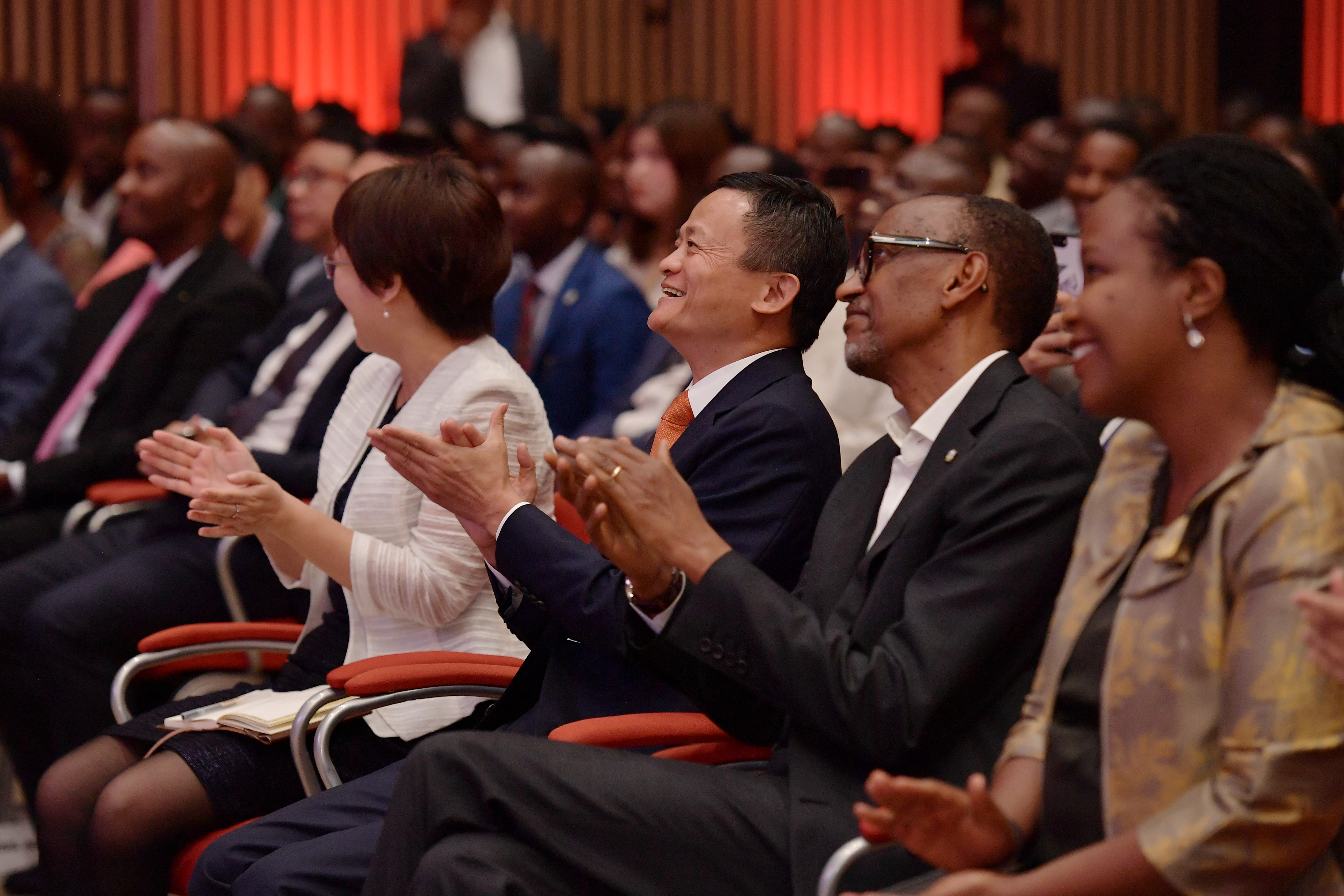 Rwandan Government and Alibaba Group Enter into Agreements to Promote Rwanda's Economic Development