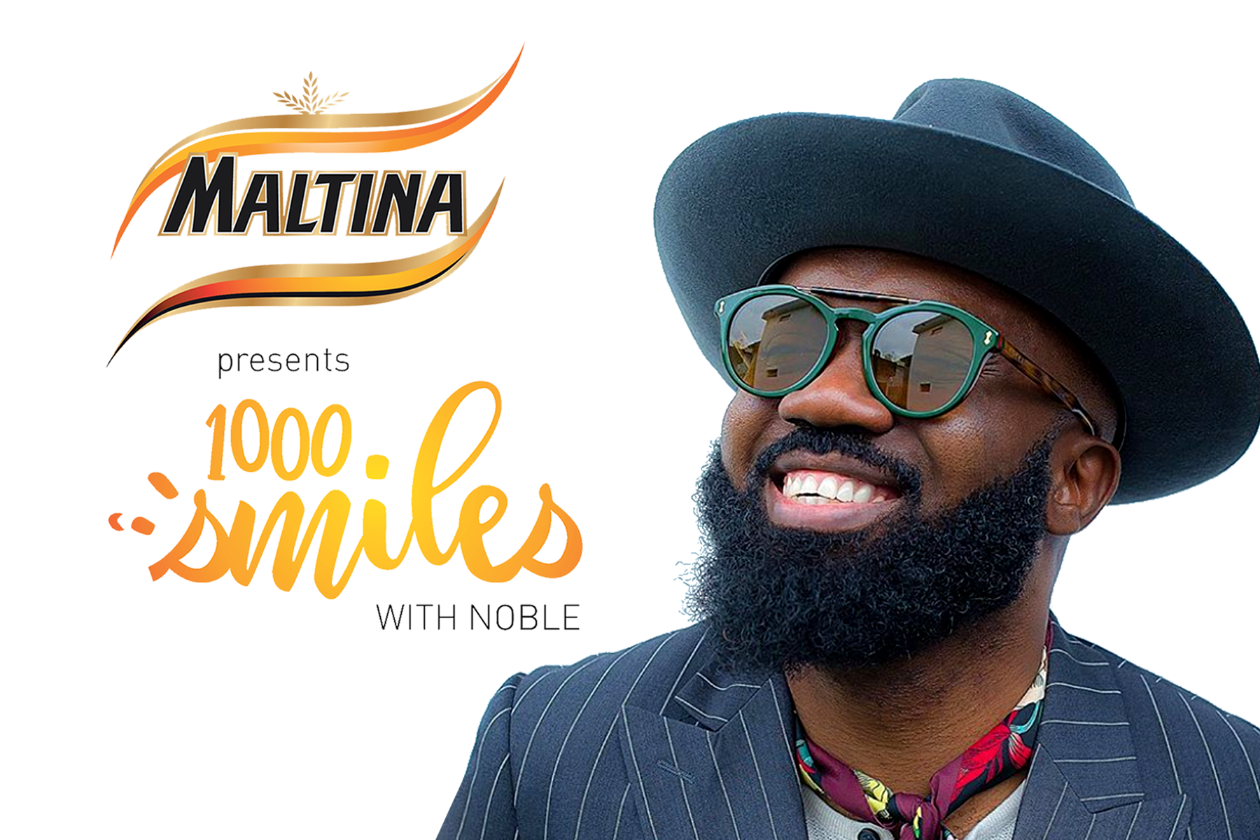 Maltina, Noble Igwe Set To Share Happiness In Abuja With '1000 Smiles' Campaign