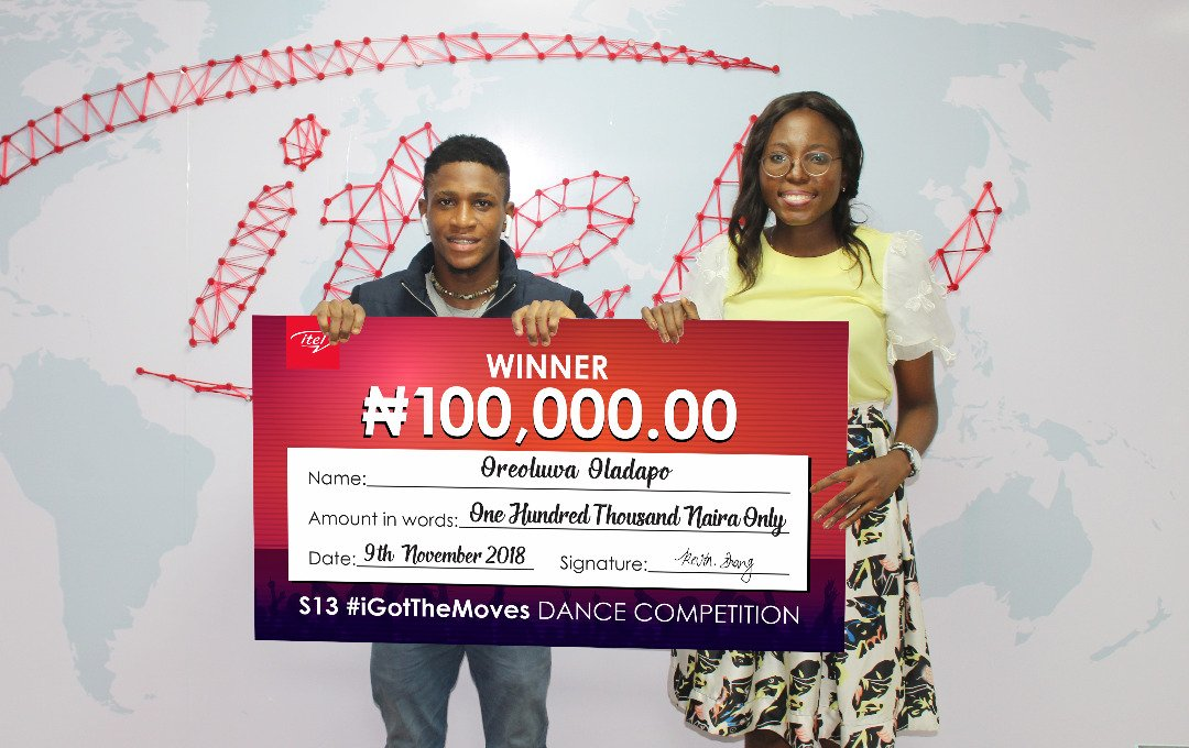 ITEL Rewards Students With 500,000 After Dance Competition (Photos)