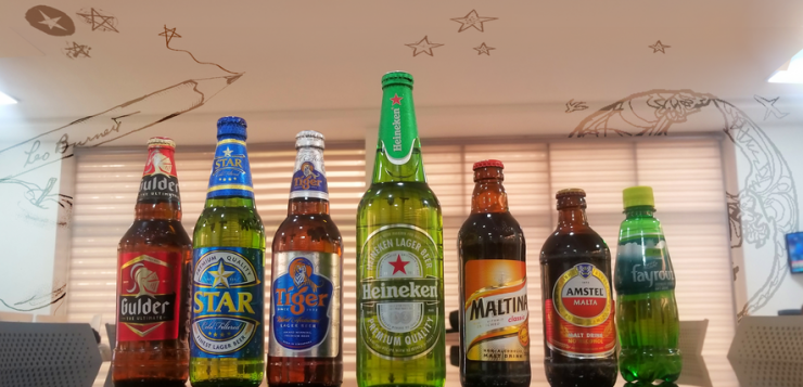 Nigerian Breweries releases statement on lawsuit filed against it by the Nigerian Copyright Commission