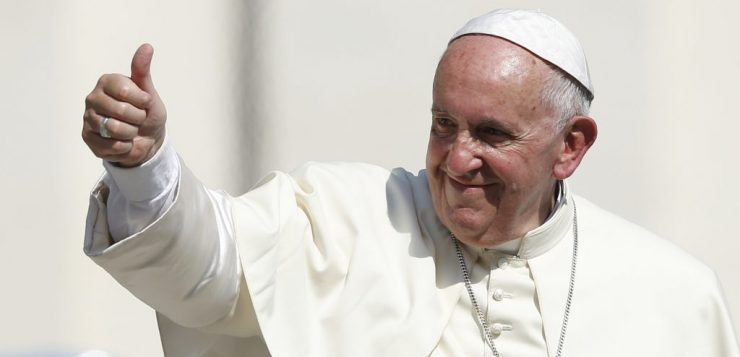 Pope Francis to address world leaders at the Governing Council of IFAD