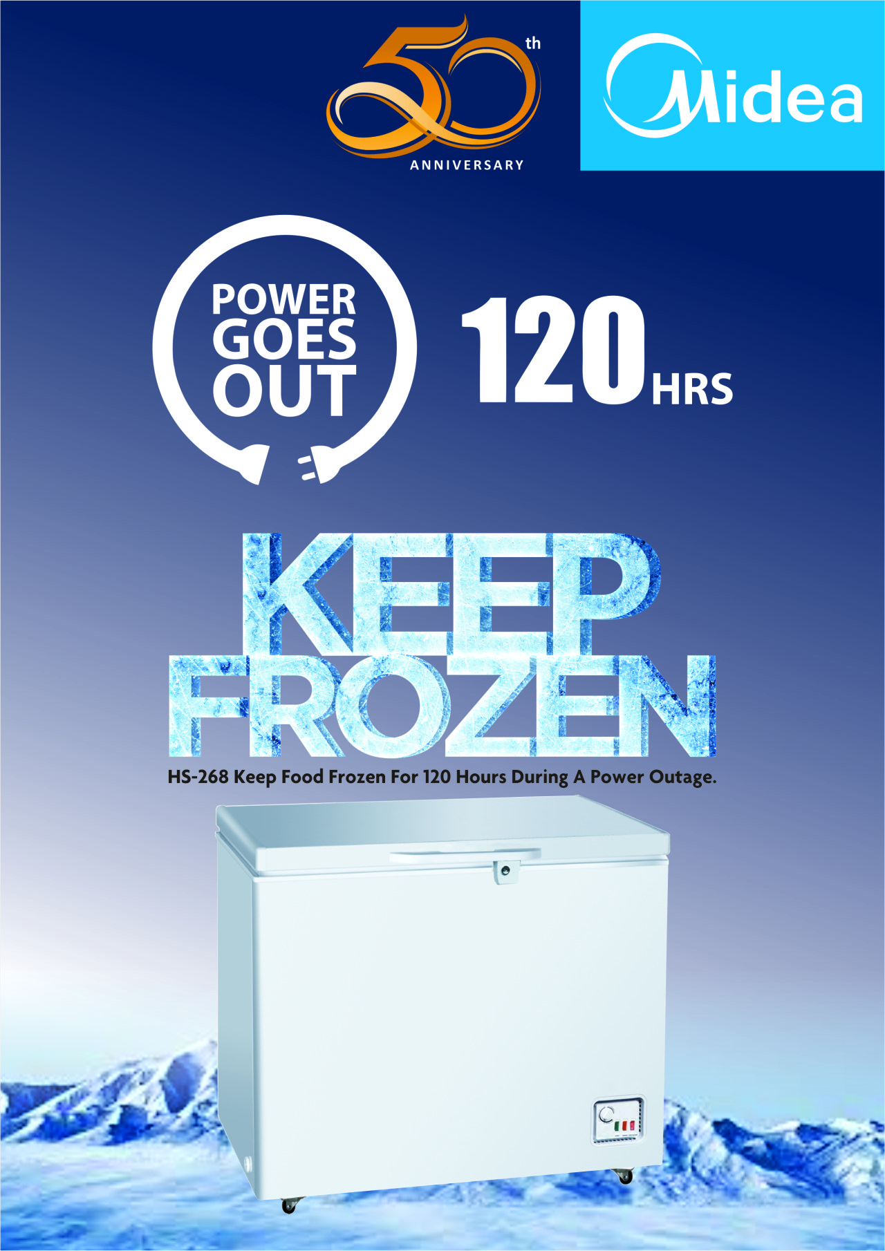 Midea Freezer Review – General features & Prices in Nigeria