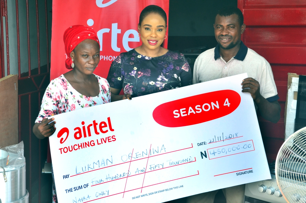 ATL 4: Airtel Empowers Hearing-Impaired Caterer - Brand Spur