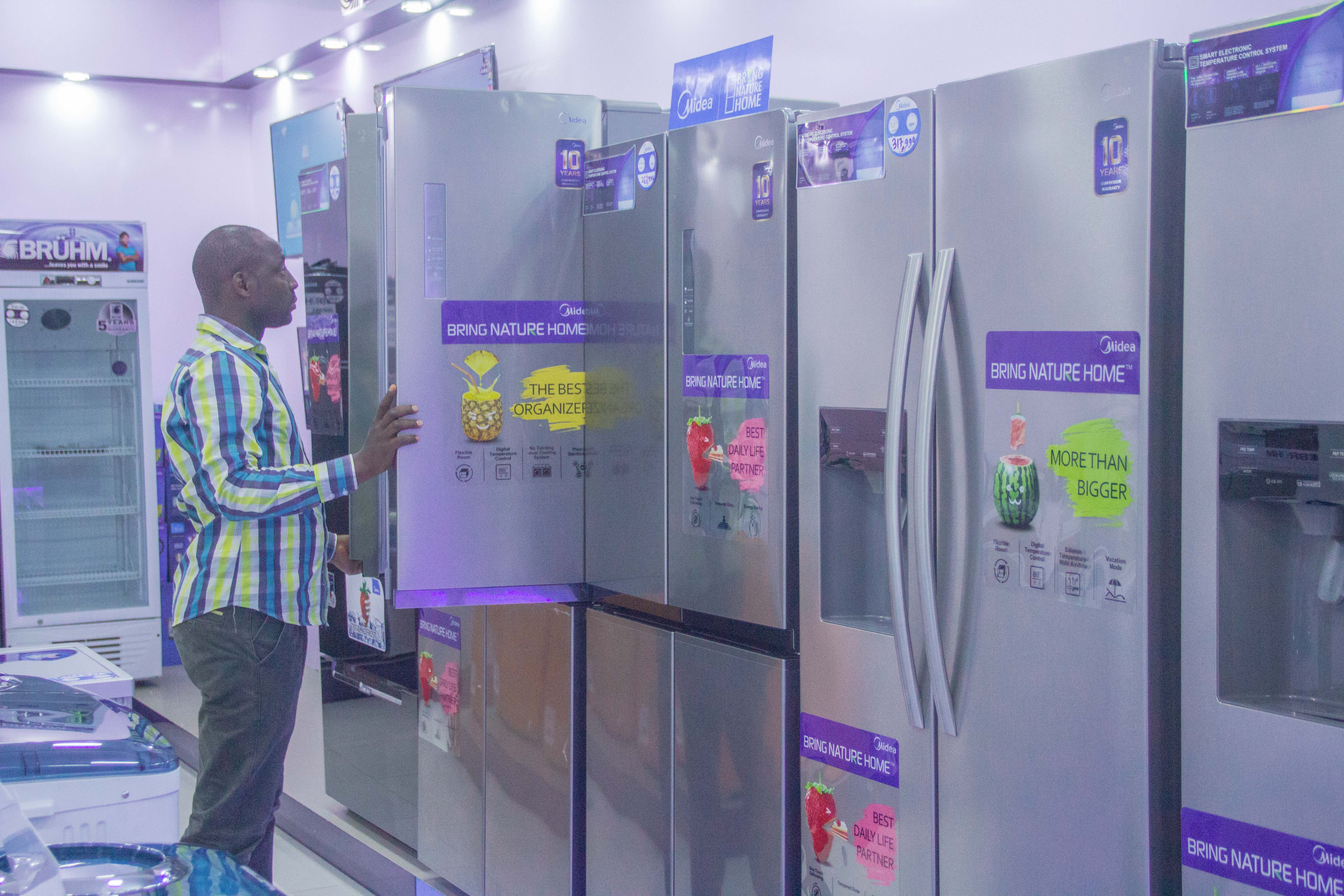 Midea Refrigerator Review – Features & Prices in Nigeria - Brand Spur