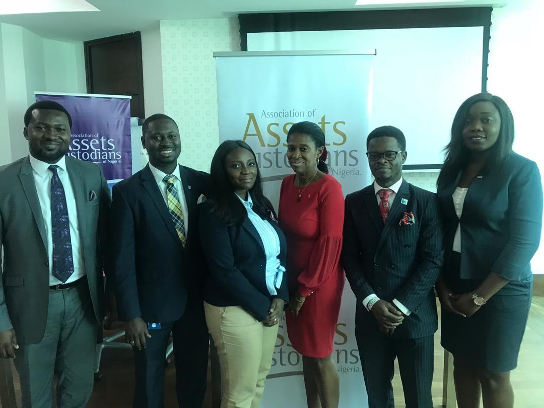 Association of Assets Custodians of Nigeria Change of Guards