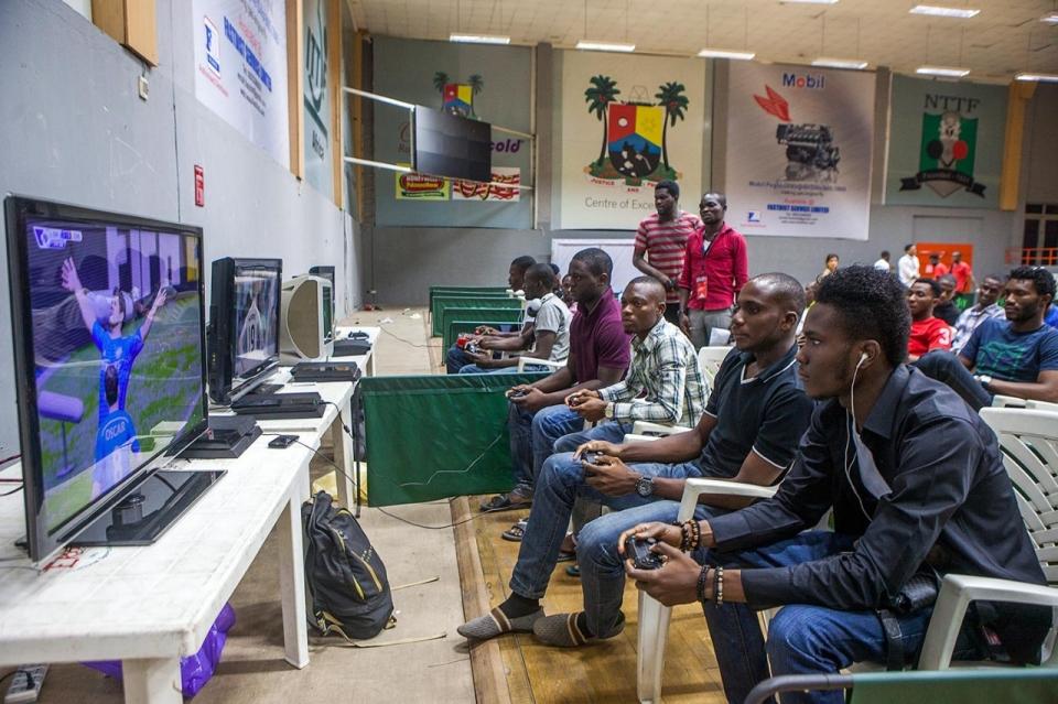 Nigeria Generates $180m from Gaming Activities – Report