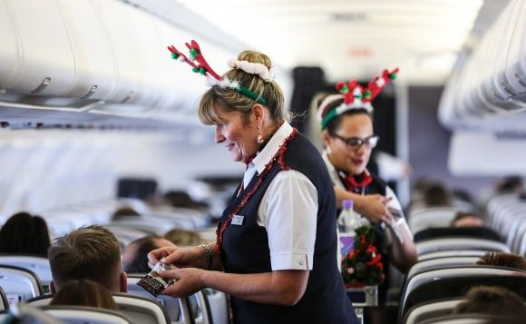 BRITISH AIRWAYS GEARS UP FOR GREAT CHRISTMAS GETAWAY