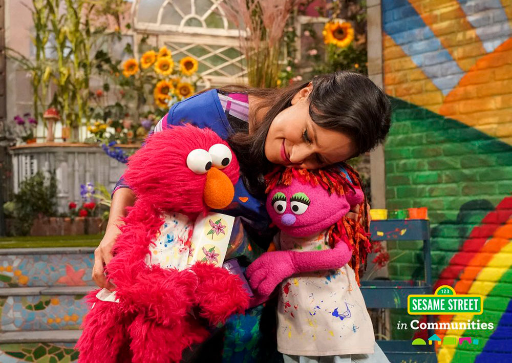 Sesame Street Introduces Lily, Its First Homeless Muppet - Brand Spur