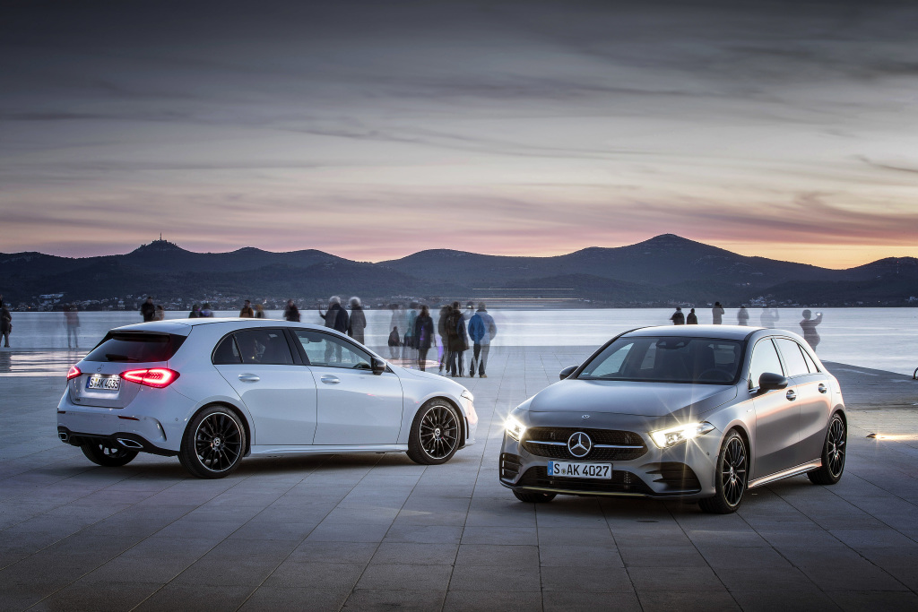 Mercedes-Benz Posts 8th Consecutive Record Year And Maintains Number 1 Position in the Premium Segment (Photos)
