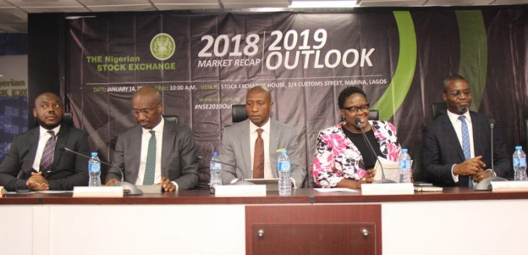 NSE CEO Reviews 2018 Market Performance and Gives Outlook for 2019
