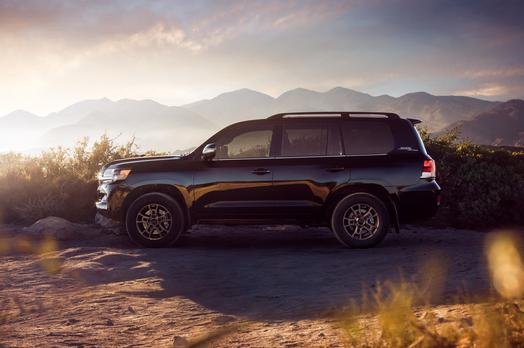 2020 Land Cruiser Heritage Edition Celebrates 60+ Years as SUV Icon (Pictures) - Brand Spur
