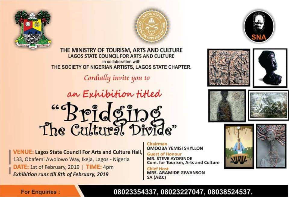 Lagos to hold Arts Exhibition
