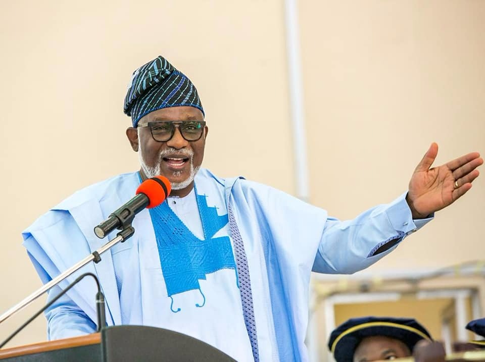 Akeredolu calls for investment in Capital Market in Ondo State - Brand Spur