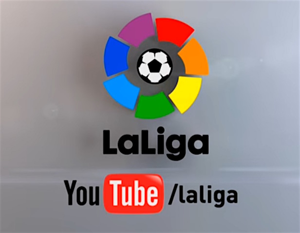YouTube to broadcast La Liga matches in Africa - Brand Spur