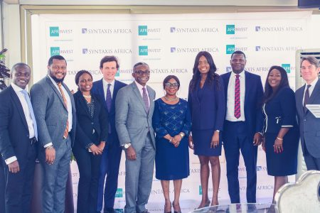 Syntaxis Africa & Afrinvest Launch ₦12 Billion Private Equity Fund to Bridge Financing Gap for SMEs in Nigeria