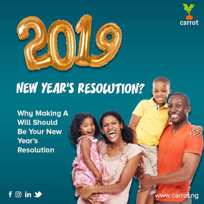 Estate Planning: The Perfect New Year's Resolution for 2019! - Brand Spur