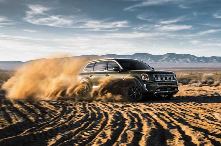 Introducing the all-new 2020 Kia Telluride (Pictures) - Brand Spur