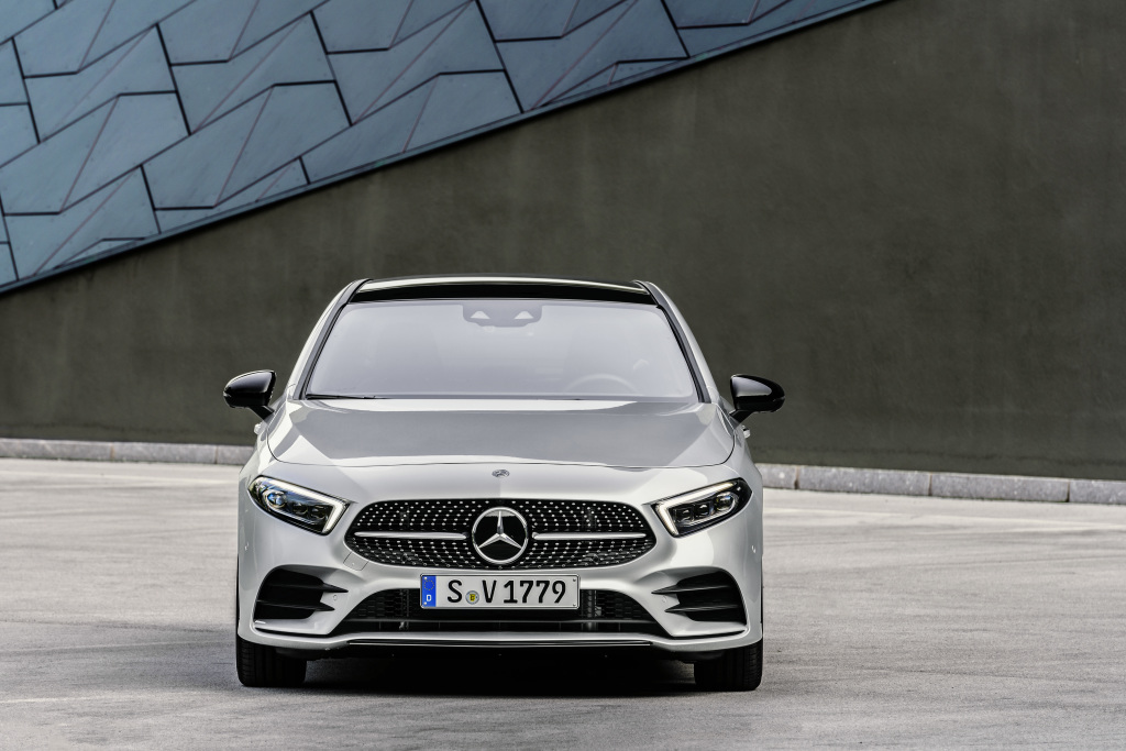 Weststar Set To Introduce The New A-Class Sedan (Pictures)