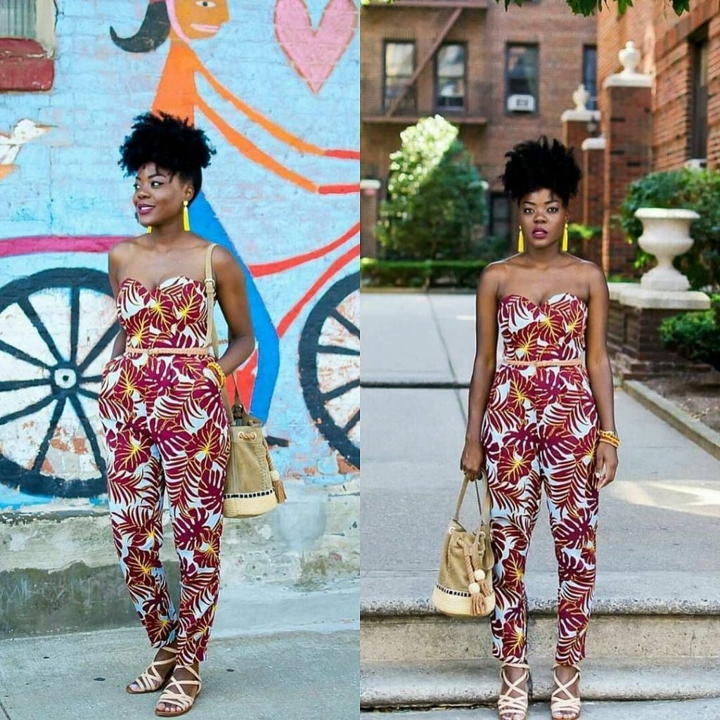 Ankara Styles For Slim Ladies: Top 5 Looks You Must Try! (Pictures)