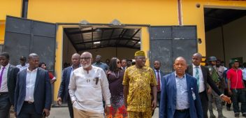 Computerised Vehicle Inspection Center Takes Off In Ondo (Pictures)