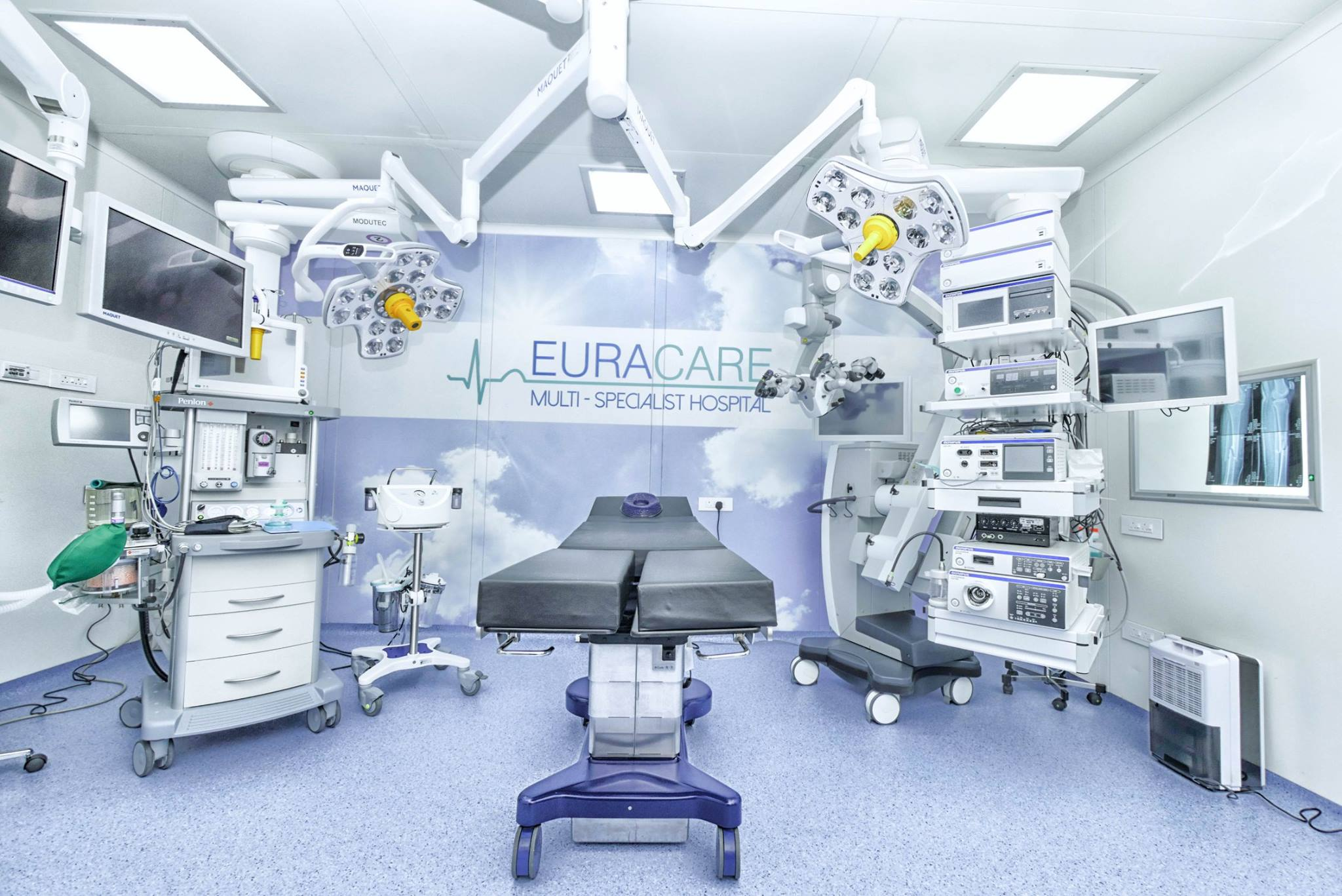 First Liver Bypass Surgery in Nigeria And Sub-Saharan Africa is Performed At EURACARE Multispecialty Hospital Without Open Surgery