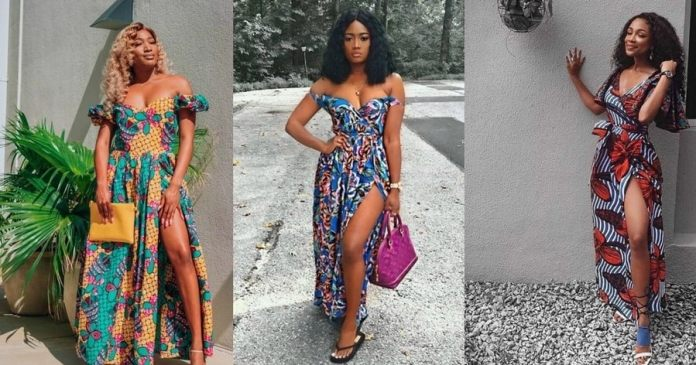 Ankara Styles For Slim Ladies: Top 5 Looks You Must Try! (Pictures) - Brand Spur