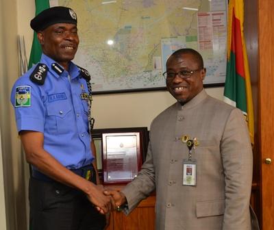 NNPC, Nigeria Police Renew Synergy on Anti-Pipeline Vandalism Campaign - Brand Spur