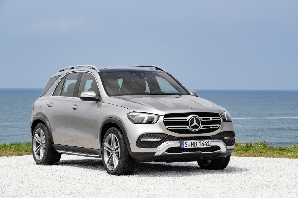 The new GLE: SUV Trendsetter set to debut in Nigeria (Pictures)