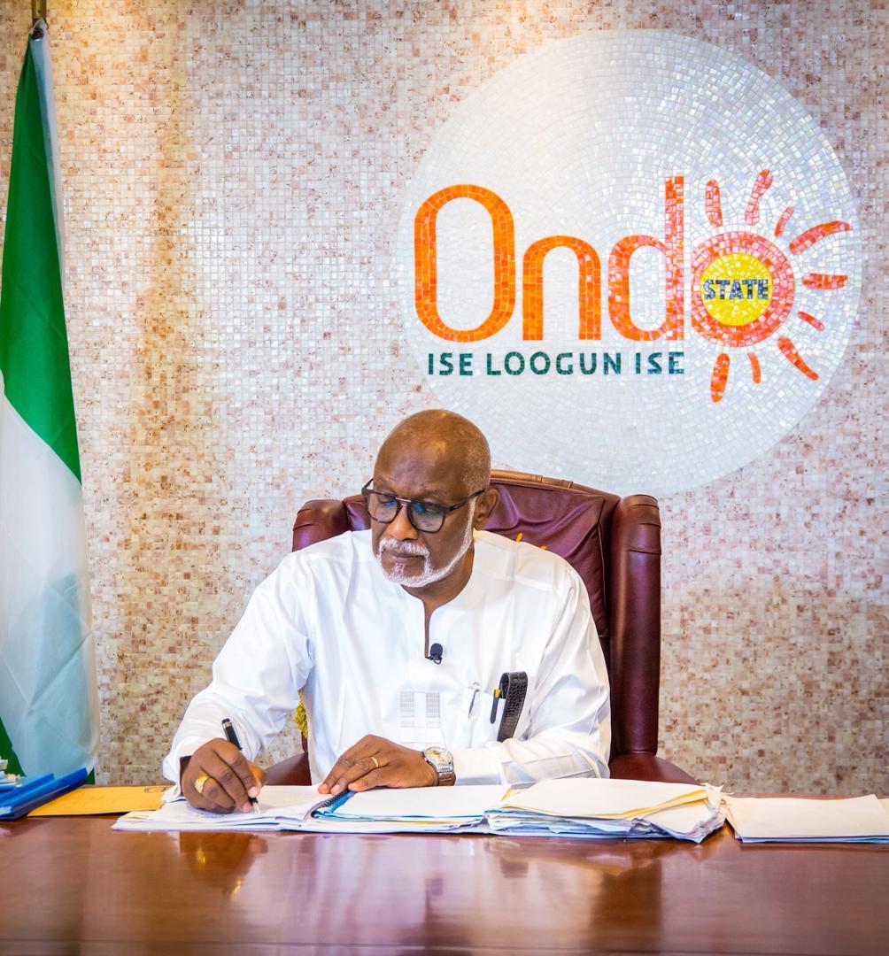 Akeredolu Inaugurates Emergency Response Committee On Lassa Fever - Brand Spur