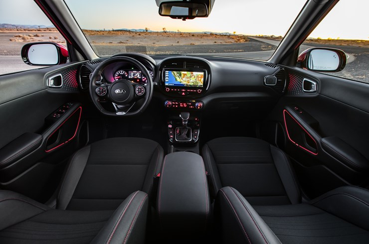 Overview of the 2020 Kia Soul (Pictures) - Brand Spur