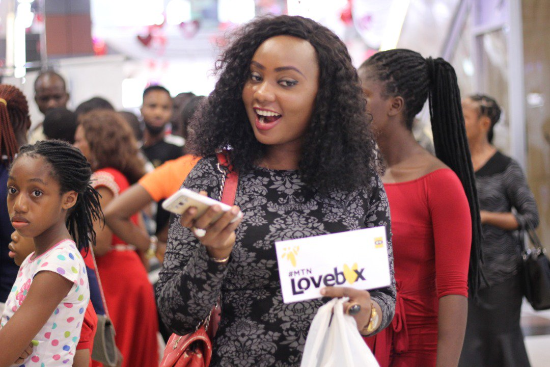 Mtn Redefines Valentine With Lovebox QR Codes - Brand Spur