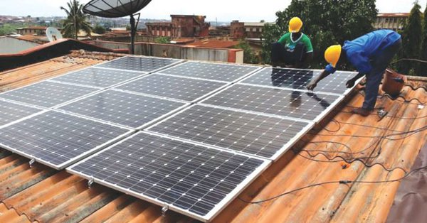 Akeredolu, firms launch two new solar grids in Ondo