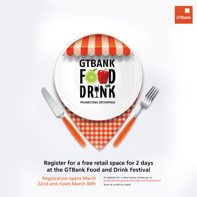 GTBank Presents The 2019 Food and Drink Festival
