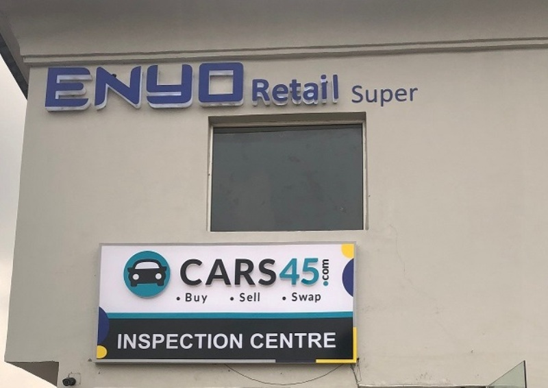 Cars45 Expands Retail Footprints With Enyo Partnership - Brand Spur