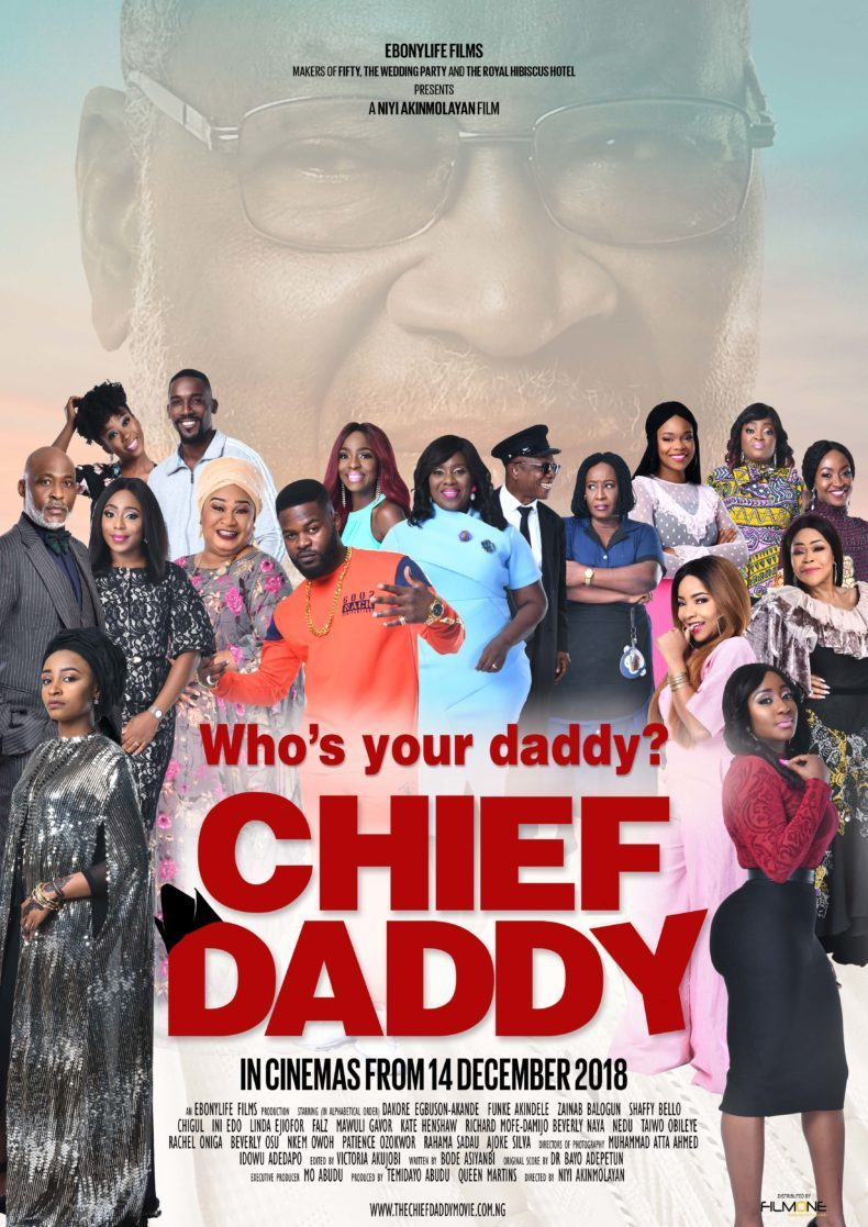 Another Nollywood Movie Debuts On Netflix