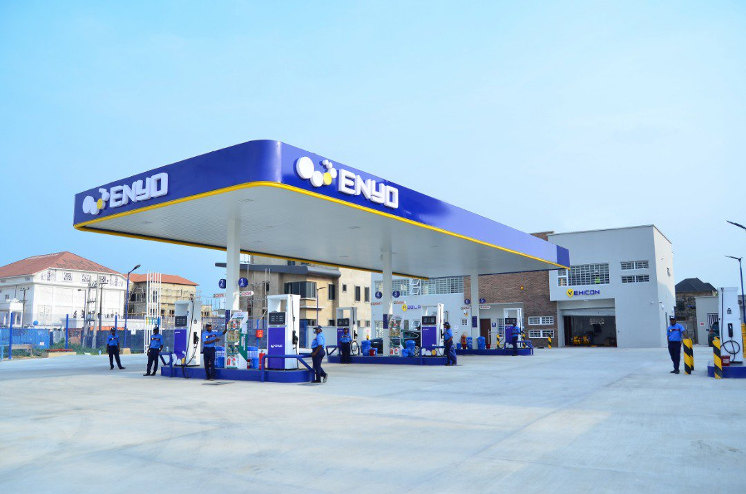 Enyo Retail Launches Enyo Olowo-Eko, An Ultra-Modern Fuel Service Station in The Lekki Axis of Lagos (Photos) - Brand Spur