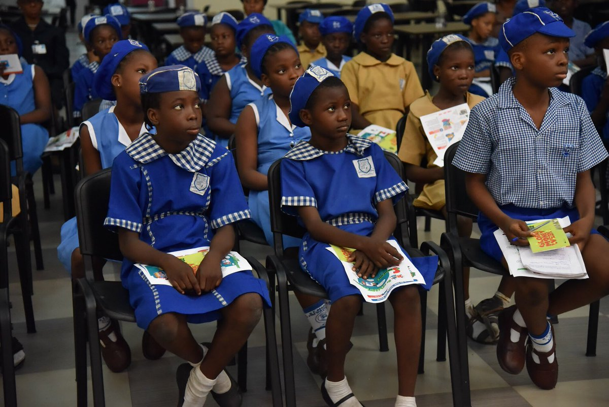 Financial Literacy Day: Union Bank Tutors Over 3100 Students Across The Country (Pictures)