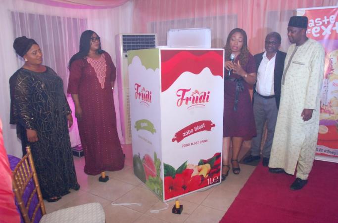 GX Foods unveils Frudi Fruit Juices (Pictures) - Brand Spur