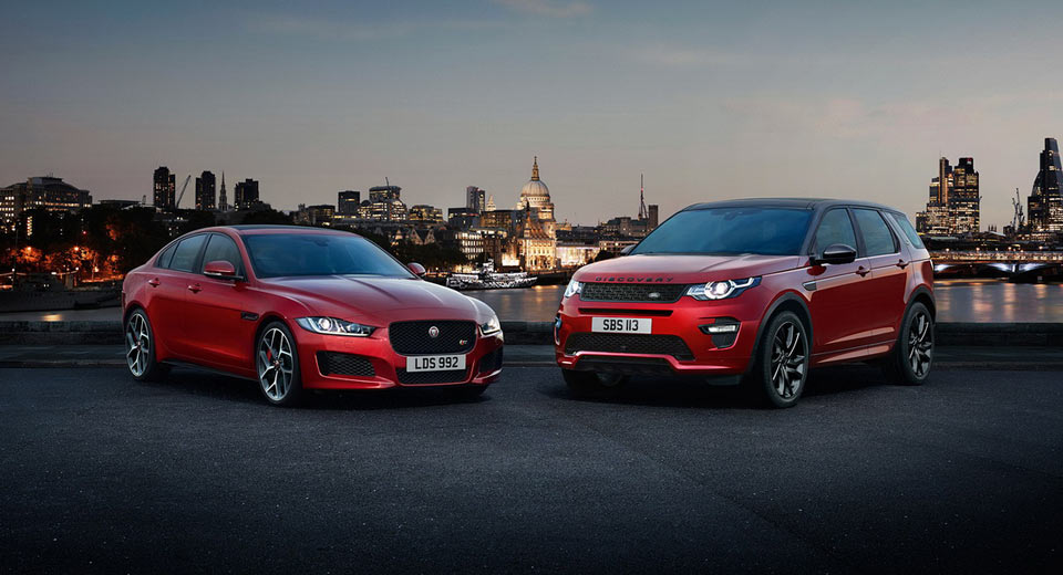 Future Jaguar Land Rover Models Could Help Stop the Spread Of Superbugs - Brand Spur