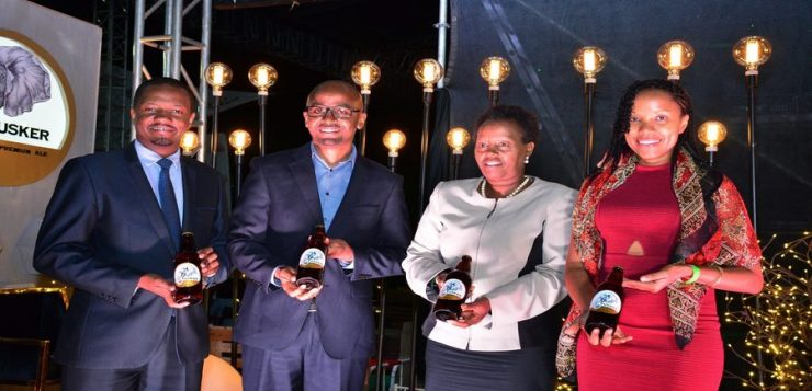 Kenya Breweries Limited Launches New Ale For The Premium Beer Market