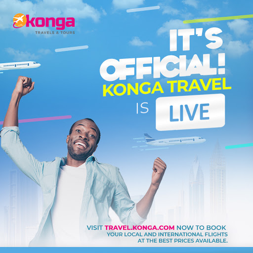 More Value, Convenience For Air Travellers As Konga Travel Debuts - Brand Spur