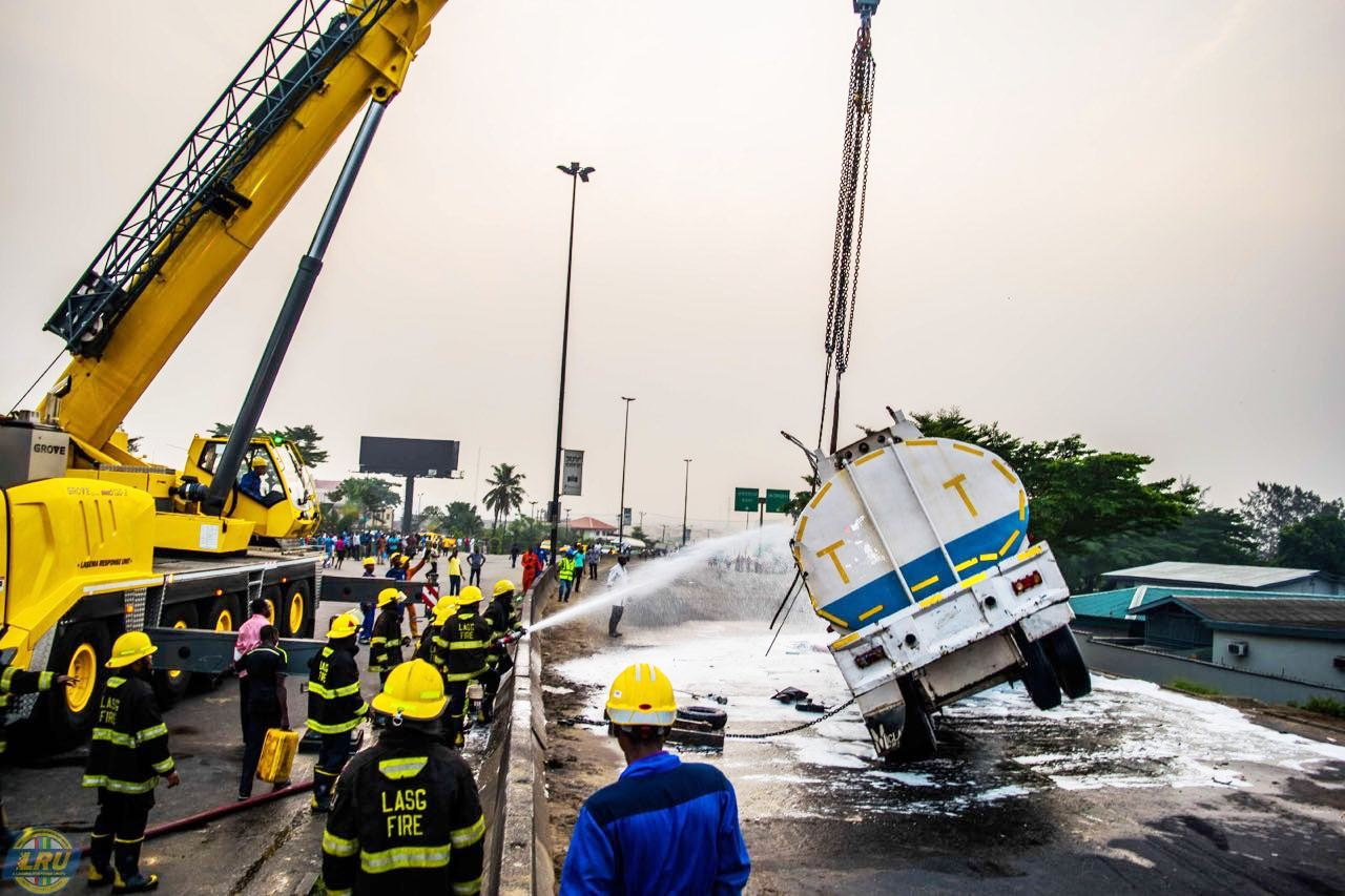 1538 Nigerians die in Road Accidents in three months - NBS - Brand Spur