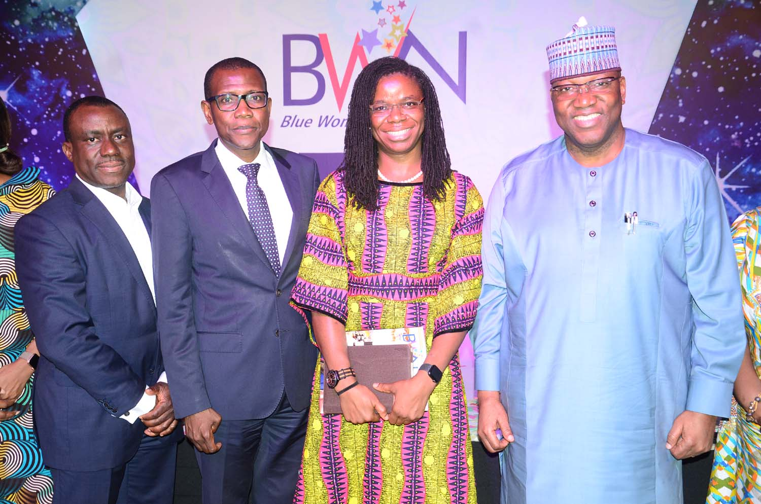 Stanbic IBTC celebrates its gender-balanced workforce, pledges to maintain it.