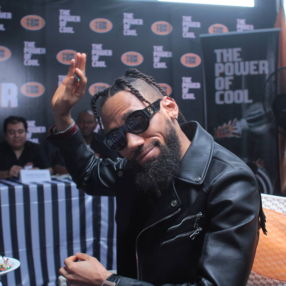 TomTom Signs Phyno, Teni As Brand Ambassadors (Pictures)