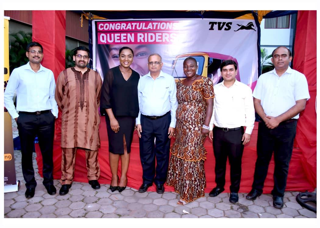 Simba Group, TVS celebrate International Women's Day - Brand Spur