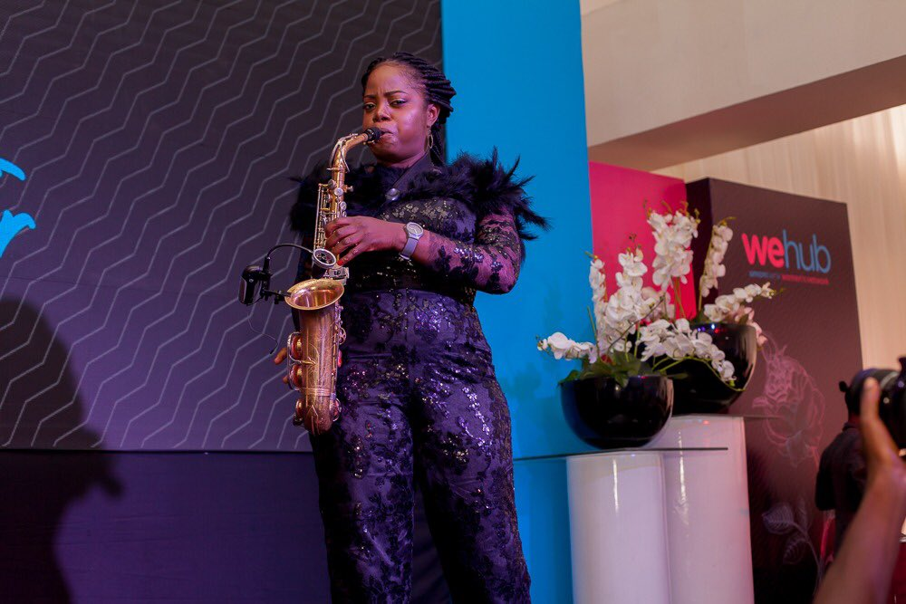 Union Bank Unveils 'Alpher' on International Women's Day (Pictures)
