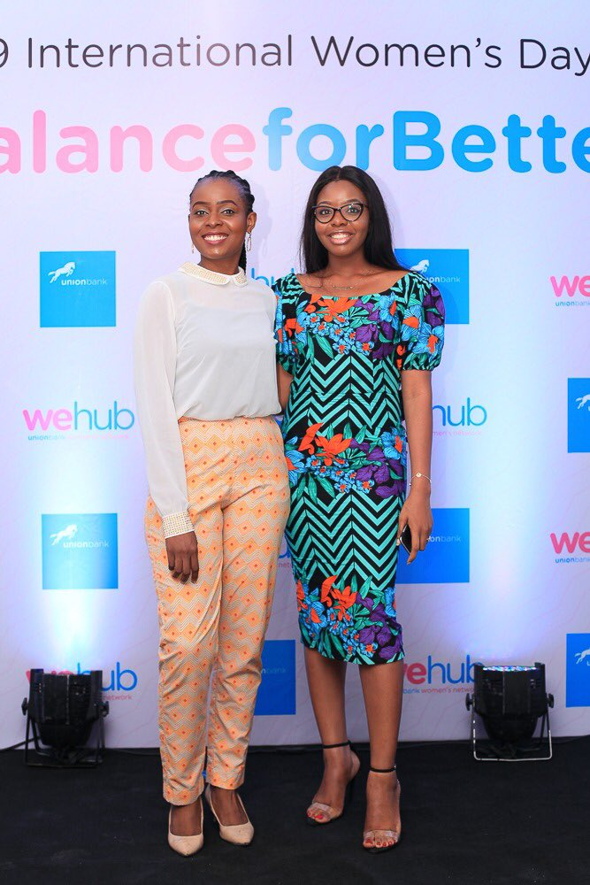 Union Bank Unveils 'Alpher' on International Women's Day (Pictures) - Brand Spur